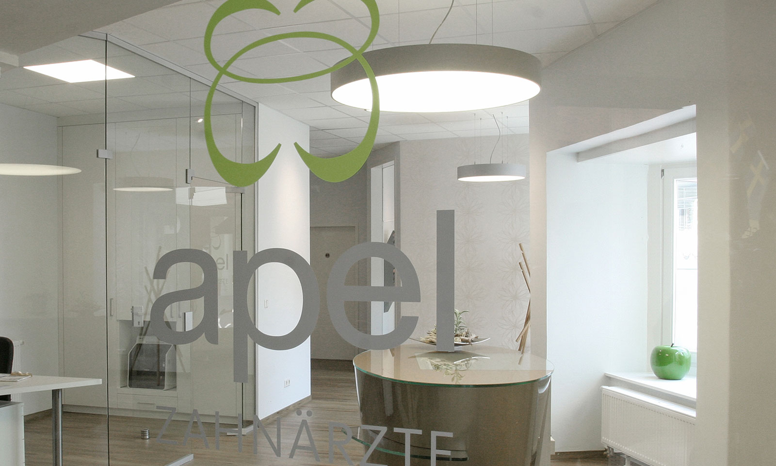 Ref Apel Logo Rezeption