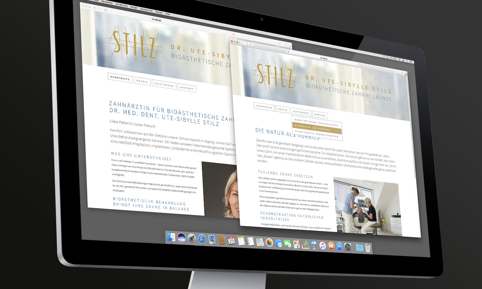 Ref Stilz Website